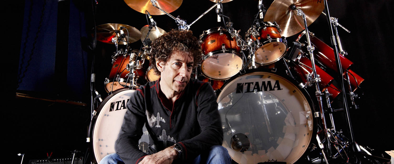 Simon Phillips – Workshop