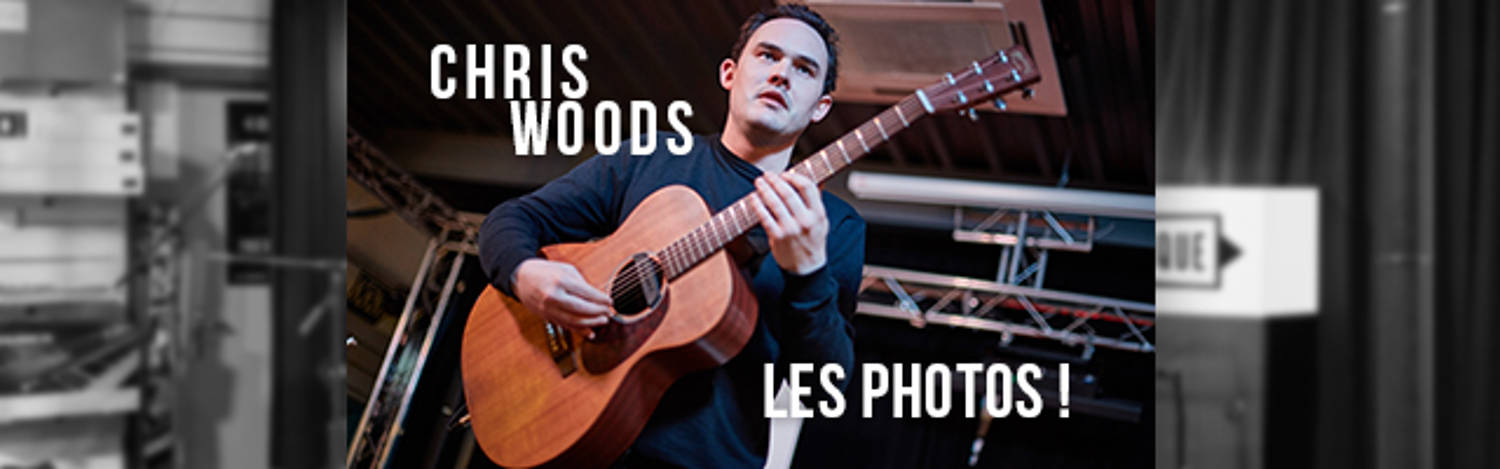 Photos – Workshop avec Chris Woods