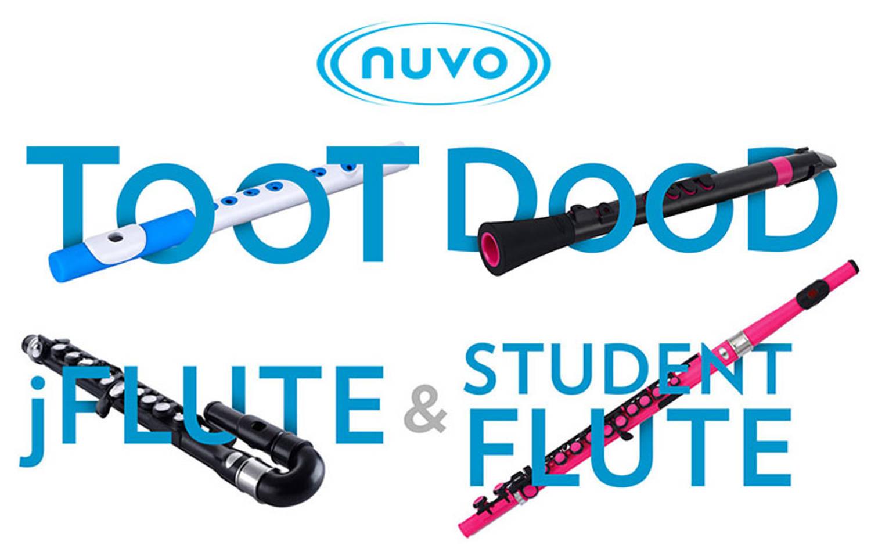 NUVO, des instruments ludiques et accessibles à tous !