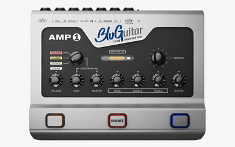 AMP1 : l'ampli format pédale
