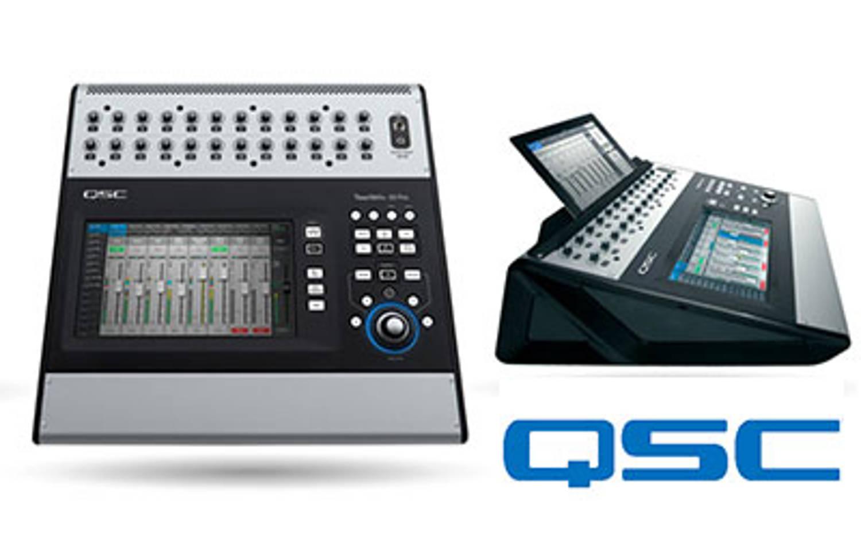 Nouvelle QSC TouchMix 30-Pro