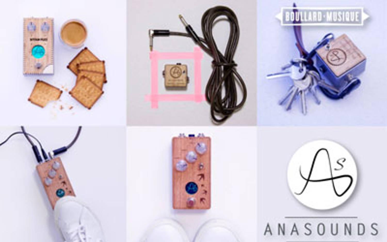 Anasounds 100 % ANA-LOGIQUE !