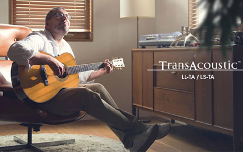 Guitares Yamaha TransAcoustic