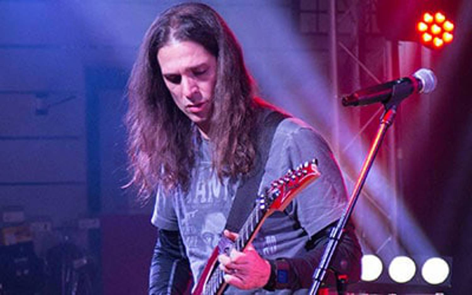 Kiko Loureiro : Les images du Workshop !
