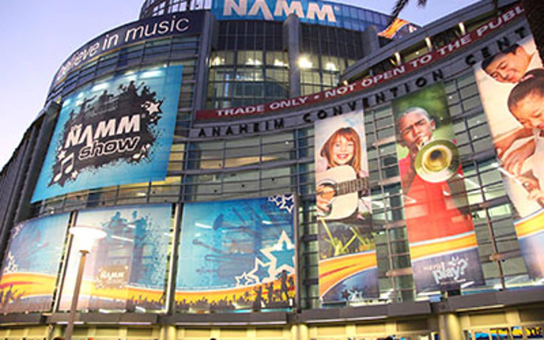 Boullard Musique au Namm 2017