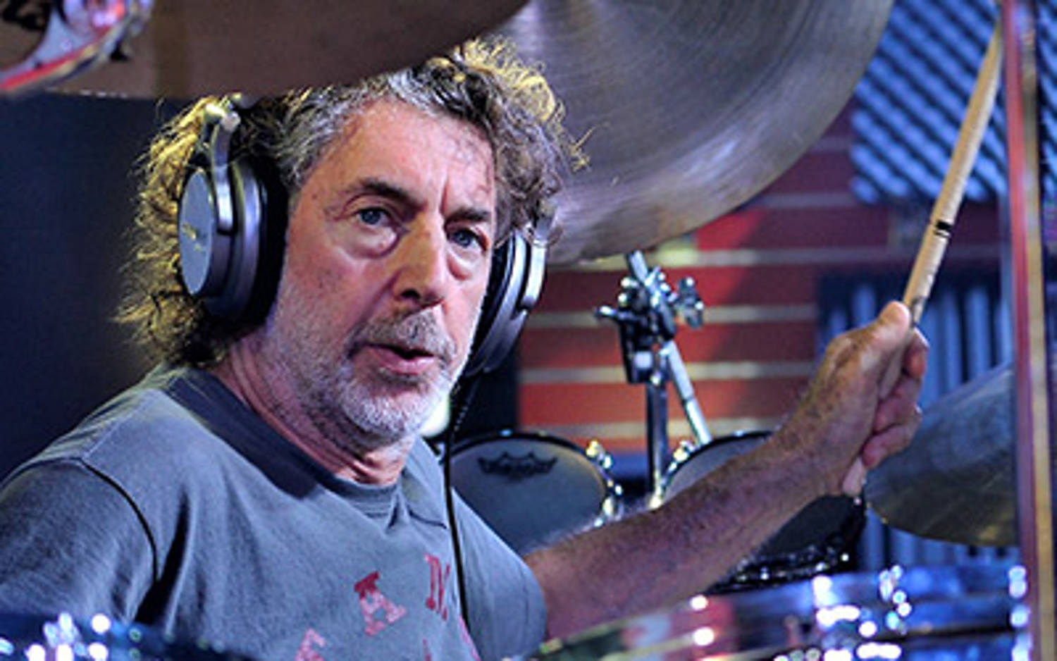 Les images du workshop de Simon Phillips