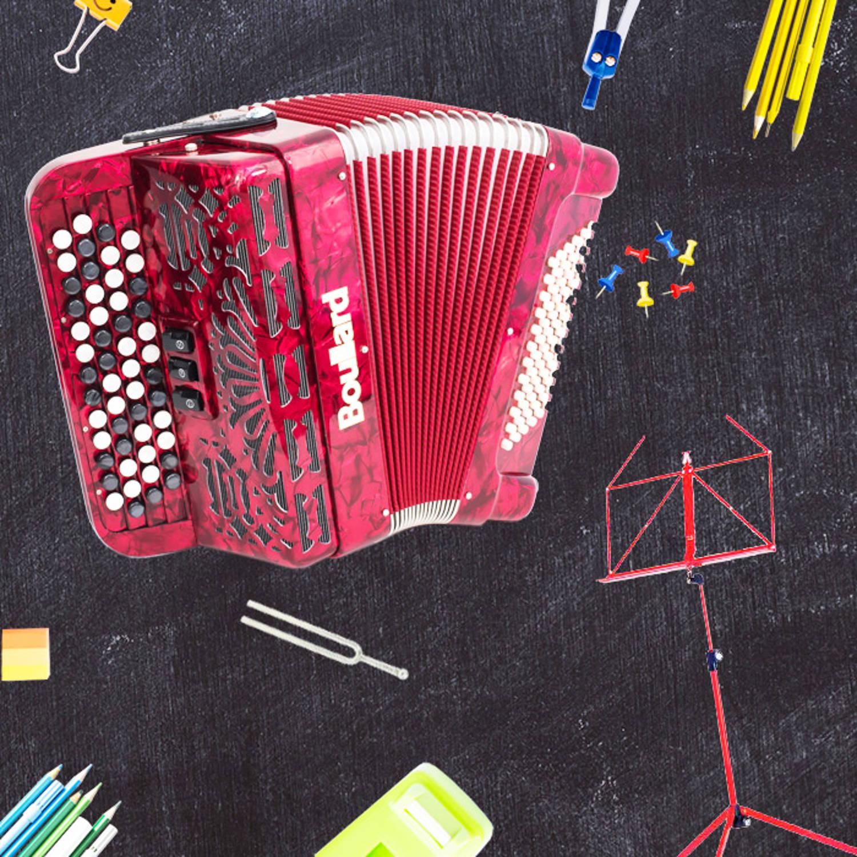 Tout pour débuter l'accordéon