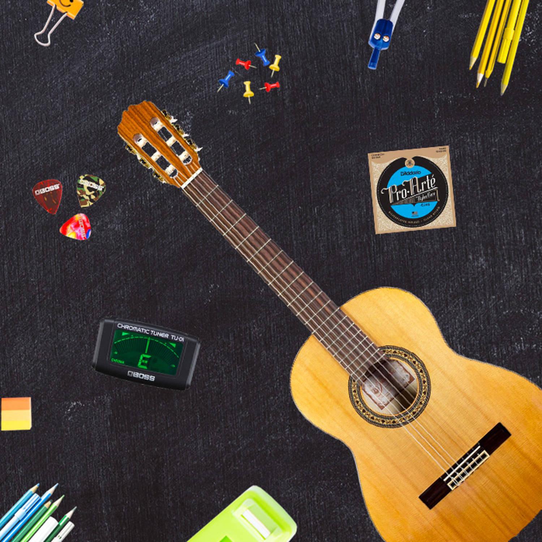 Tout pour débuter la guitare classique