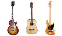 Catégorie produits Guitares / Basses