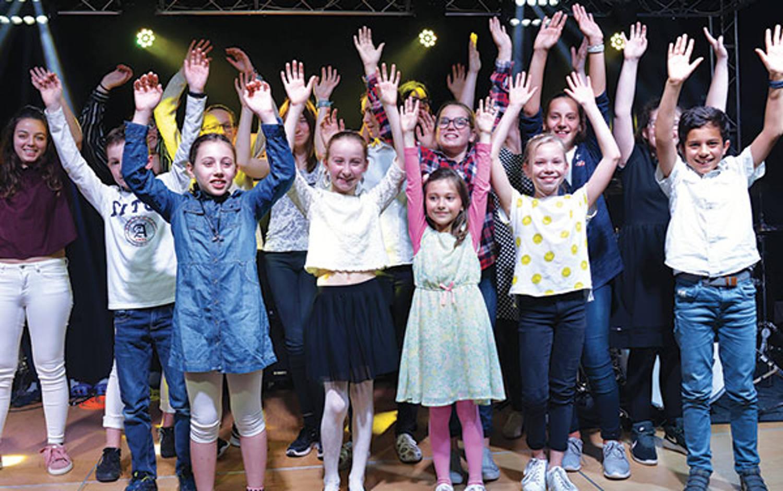 Auditions 2018 de l'école de musique Alain Boullard