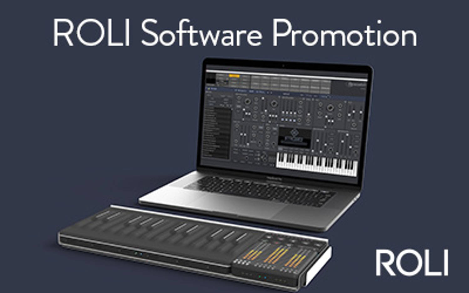 ROLI Software Promotion
