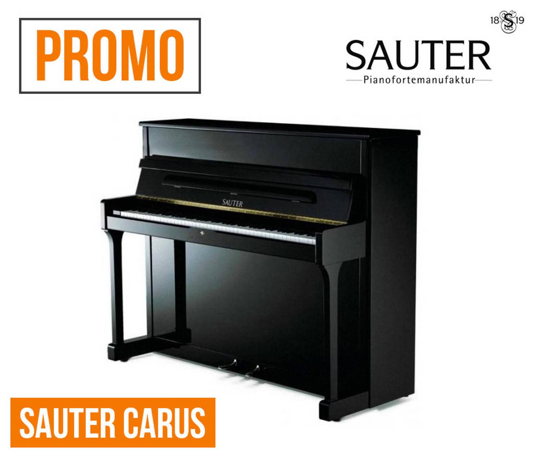 Promotion Sauter Carus