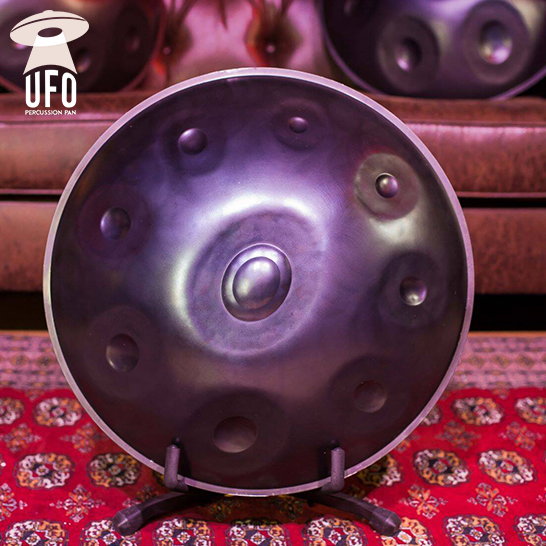UFO Percussion Pan Yskasabita D