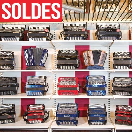 soldes accordéons