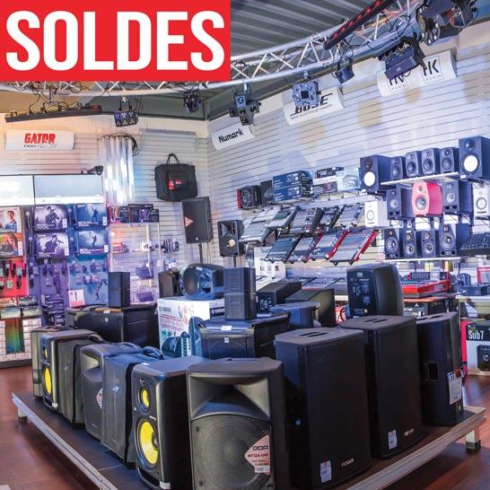 soldes SONO / STUDIO