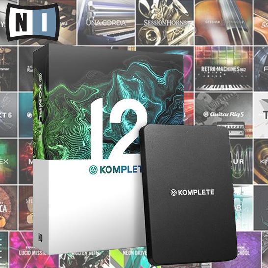 Native Instruments NI KOMPLETE 12