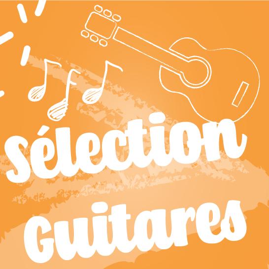 Sélection Guitares
