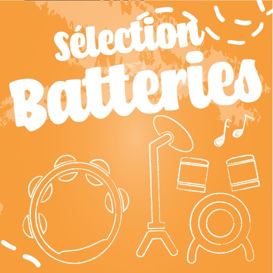 Sélection Batteries
