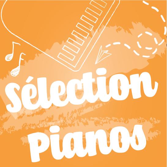 Sélection Pianos