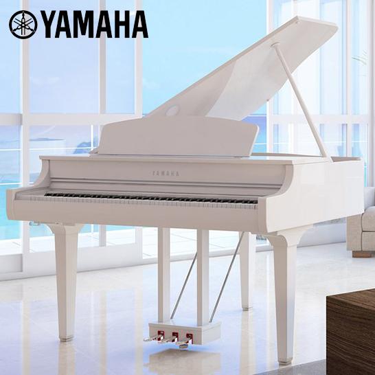 Yamaha CLP-695GPWH