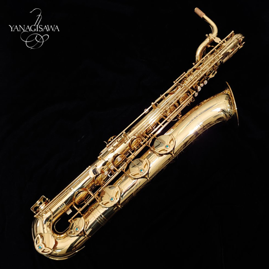 Yanagisawa B-WO1 Saxophone Baryton