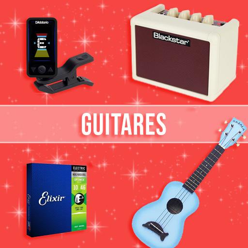 Idées cadeaux guitares