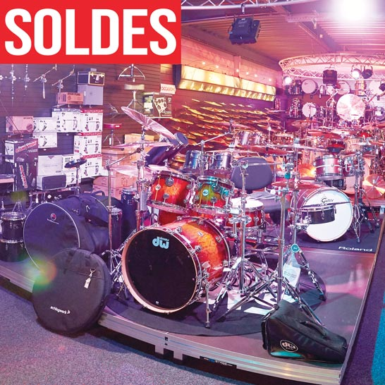 Soldes Batteries & PERCUSSIONS