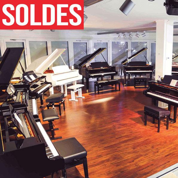 SOLDES PIANOS / SYNTHÉS
