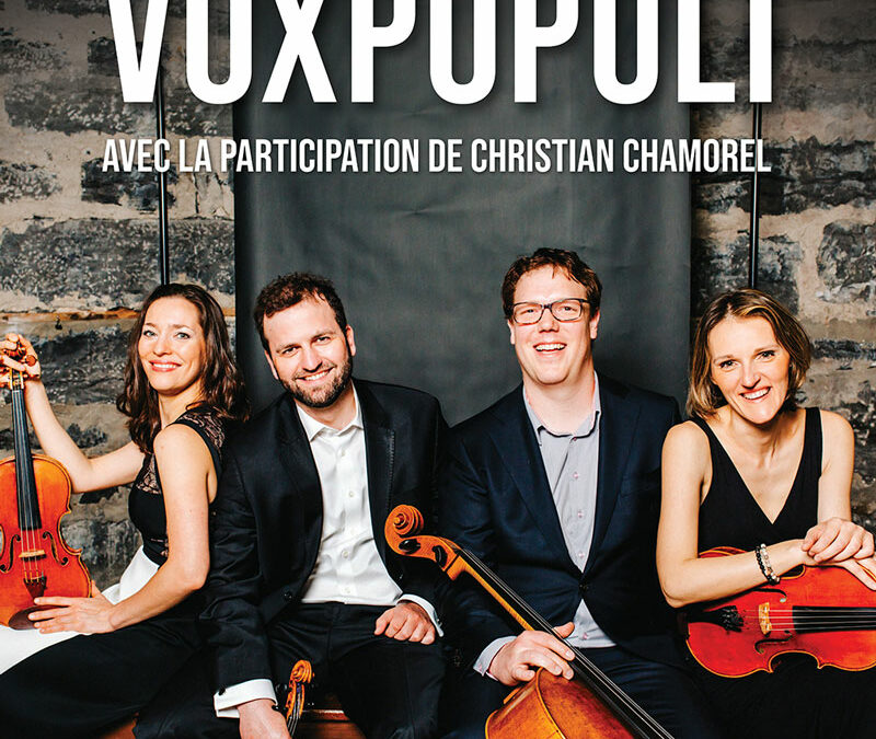 Voxpopuli et Christian Chamorel