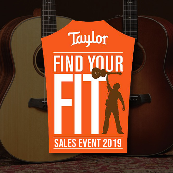 Taylor Guitars New Model Showcase