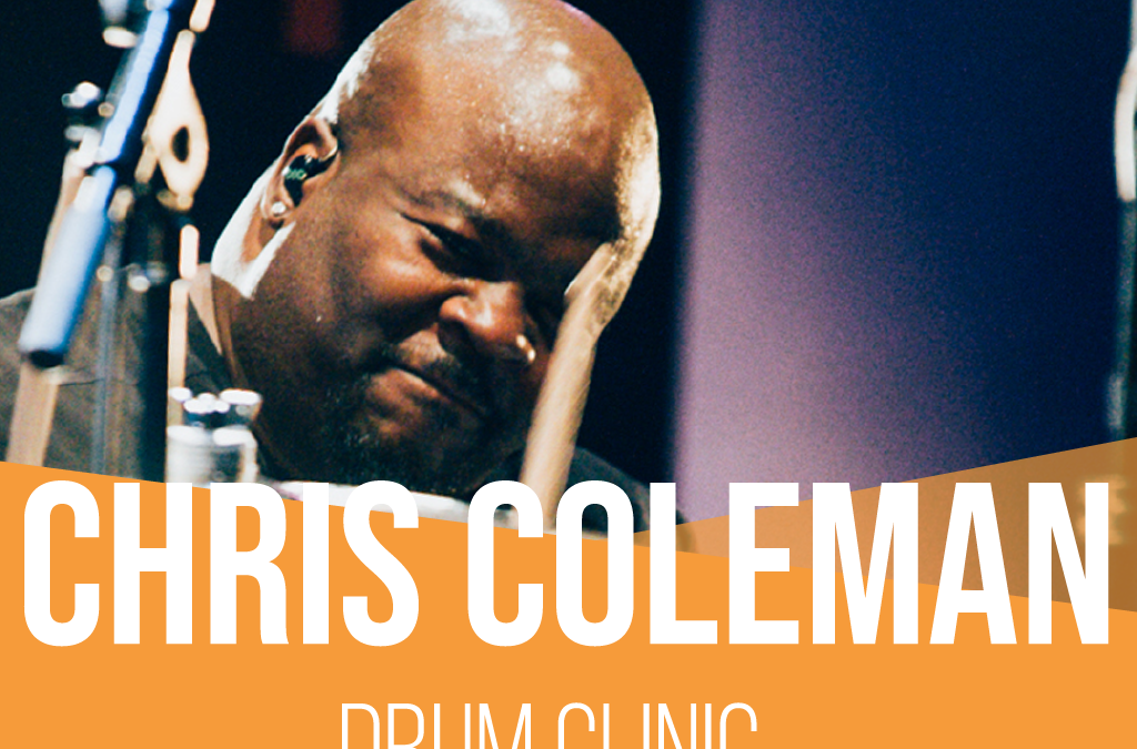 Drum Clinic Chris Coleman Galerie Photos