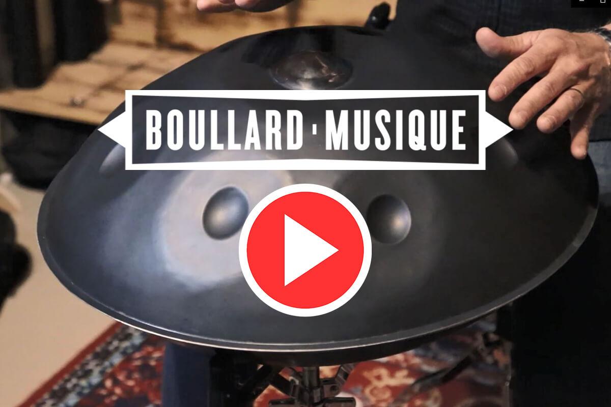 [VIDEO] Démonstration UFO Percussion Pan – Hitjaz B