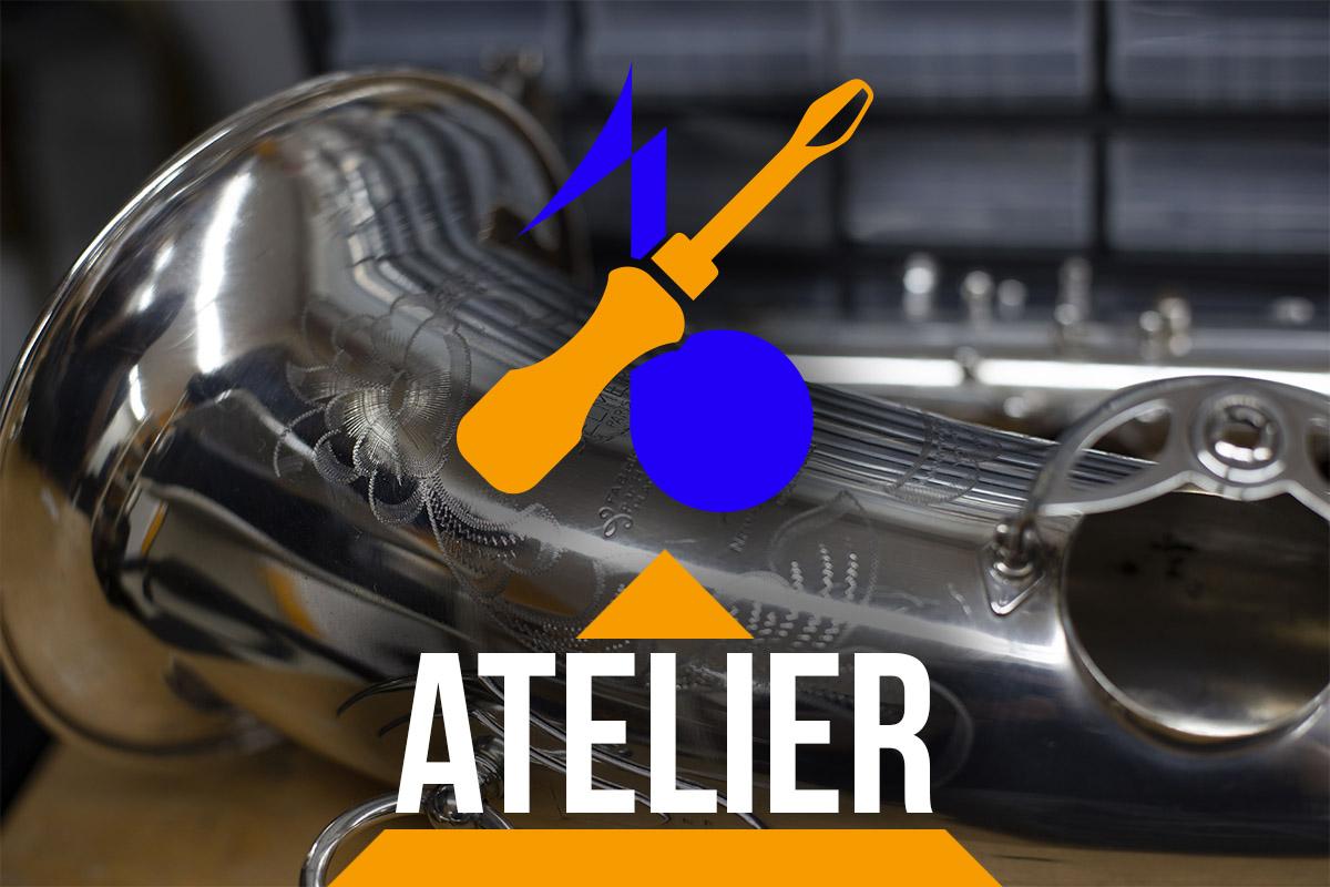 [Atelier] Remise en état d'un saxophone baryton Selmer Super Action