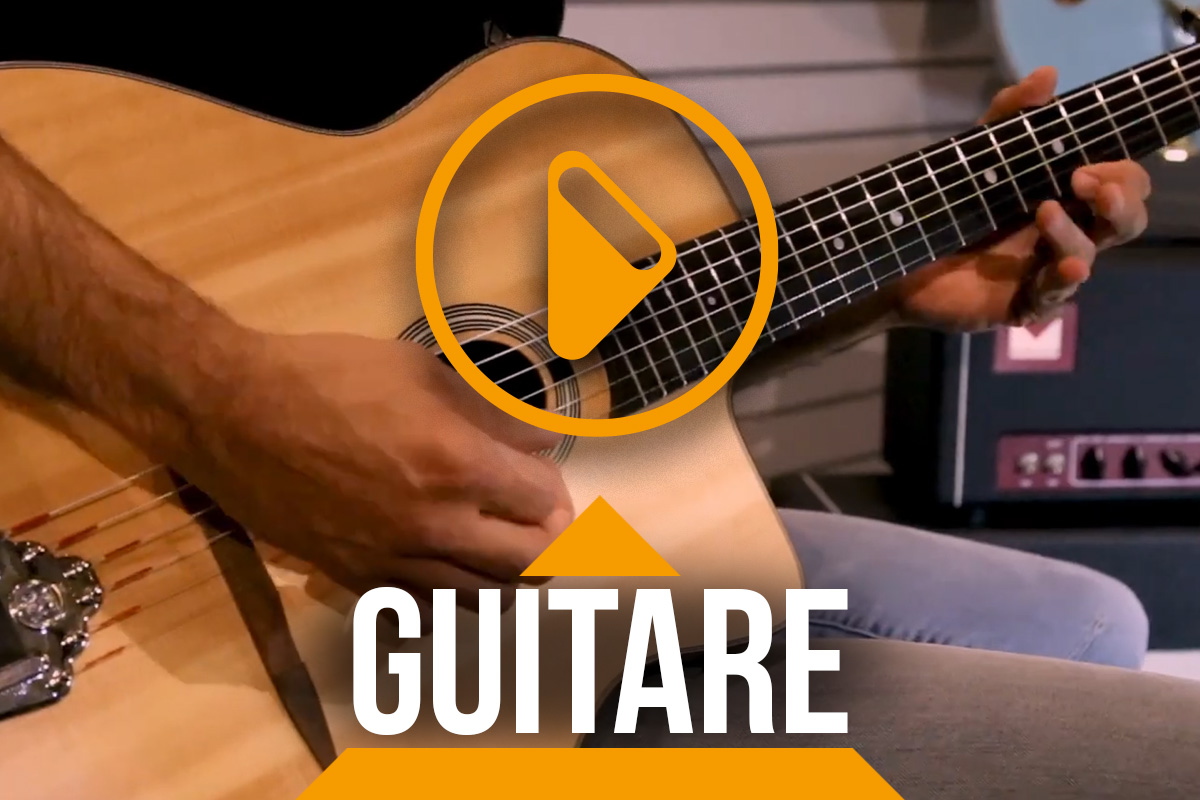[Guitare] Eastman – Improvisation Jazz Manouche