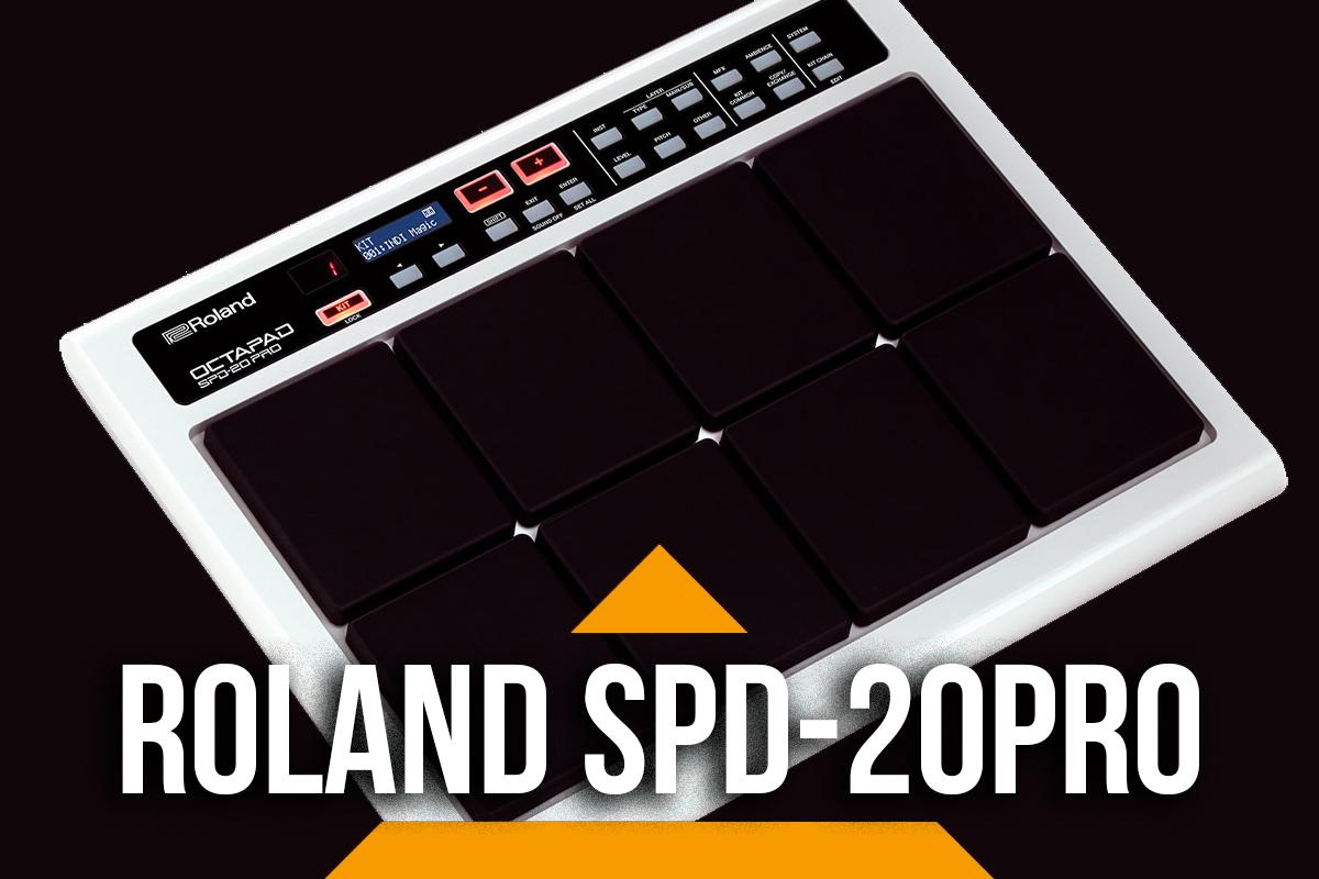 Multipad Roland SPD-20PRO