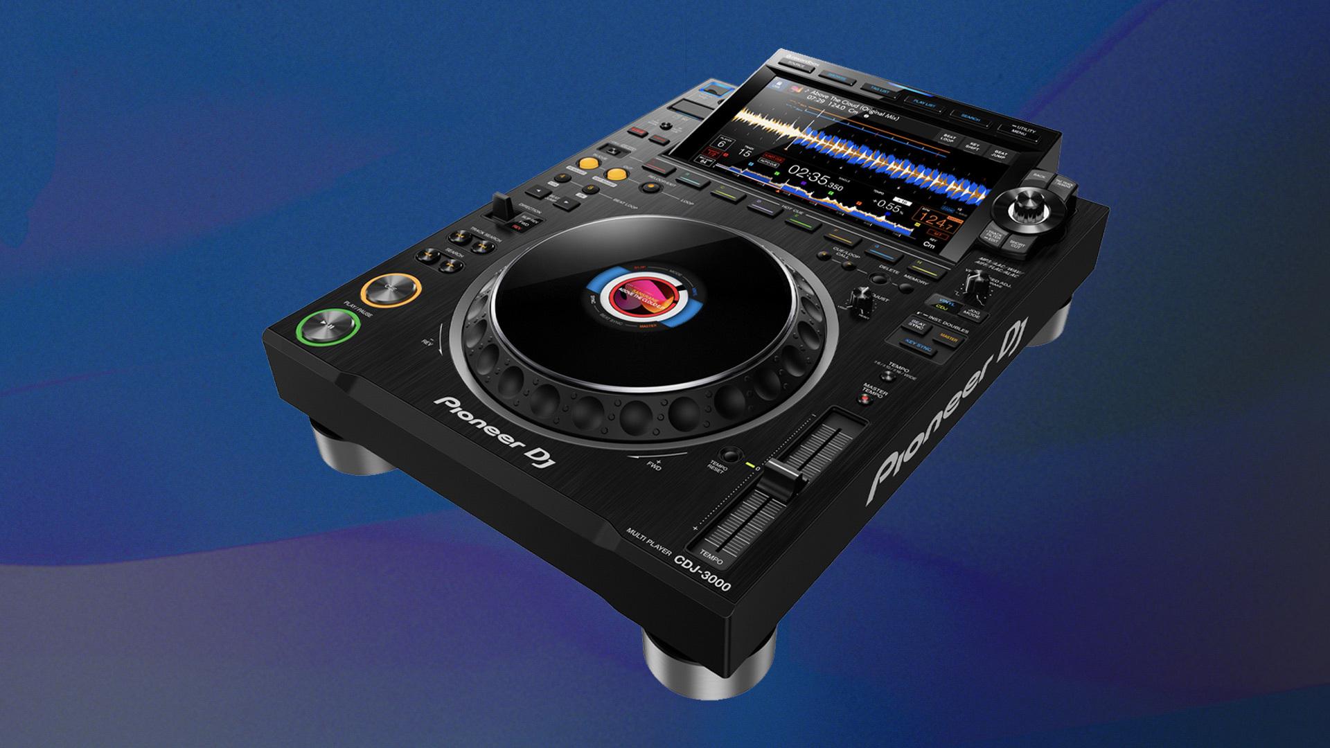 Plongez-vous dans la nouvelle ère des DJ avec le CDJ-3000!