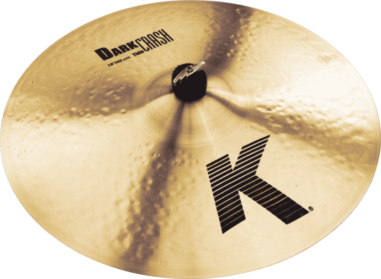 Zildjian K Custom Crash Dark Thin 18»