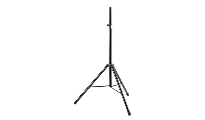 K & M 21436 Speaker stand – black