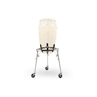 LP LP636 Collapsible Cradle With Legs and Wheels