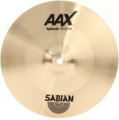 Sabian AAX Splash 10»