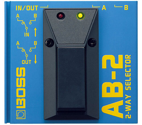 Boss AB-2 2 Way Selector