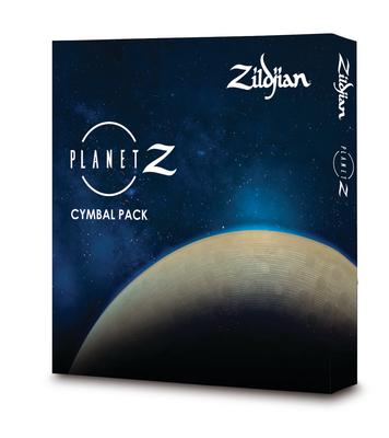 Zildjian Planet Z Cymbal Pack 14HH-16C-20R