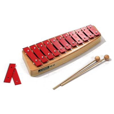 Sonor NG10 Glockenspiel 13 notes c3-f4