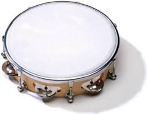 Sonor CGTT 10 P Tambourin à clochettes 10» 25cm