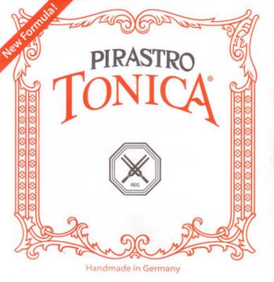 Pirastro Tonica Jeu 3/4+1/2 E-MI avec boule Sachet