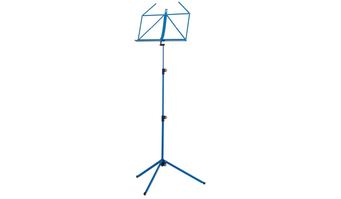 K & M 100/1 Music stand – Blue