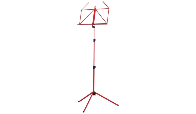 K & M 100/1 Music stand – Red