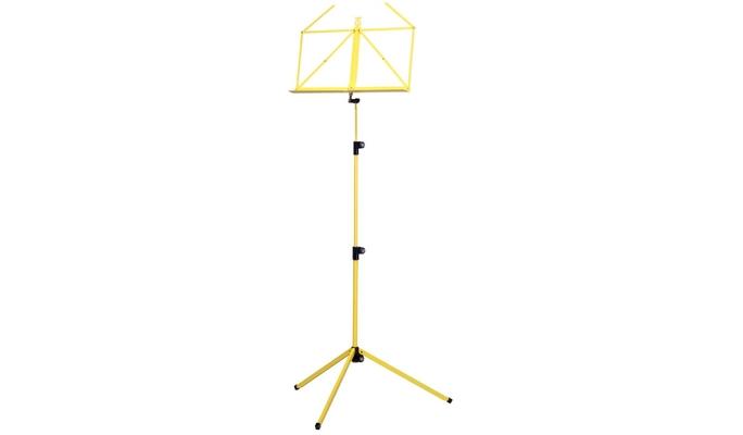 K & M 100/1 Music stand – Yellow