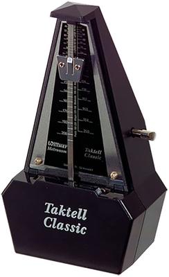 Wittner Taktell Classic noir argenté
