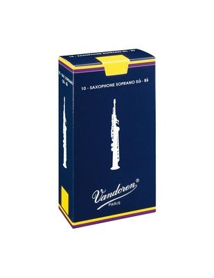 Vandoren Classic Sax soprano sib 4 Box 10 pc
